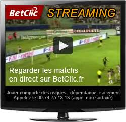 Betclic streaming
