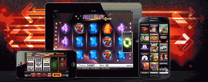 Casino 777 sur mobile